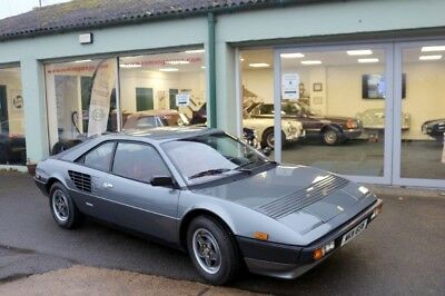 1981 Ferrari Mondial 8 in outstanding condition. FSH