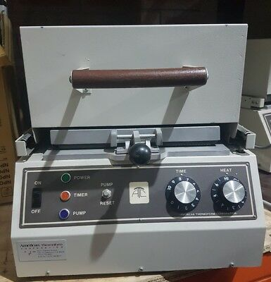 Braille Duplicator American Thermoform Machine