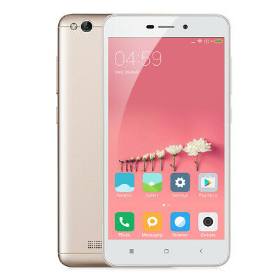 5'' XIAOMI REDMI 4A 2+32GO MIUI 8 Quad-core 13MP 3120mAh 4G Téléphone Global FR