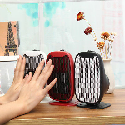 220V 500W Portable Mini Electric Handy Air Heater Warm Blower Room Home Office