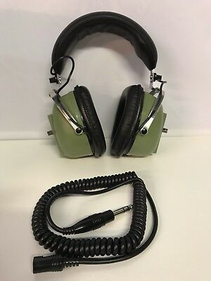 Vintage Deluxe Clear Sound Stereo Headphones Model CIS-400 In Original Box