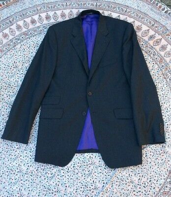 """PAUL SMITH - The Westbourne - Charcoal - 2 Piece Suit - 40"""" Chest - 34"""" Waist"""