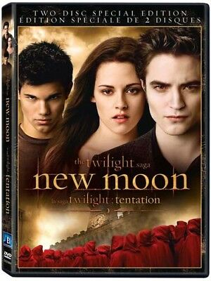 The Twilight Saga - New Moon (Two-Disc Special Edition)(Bilingual) (Dvd)