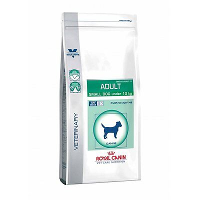 Royal Canin Vet Care Nutrition Dog Adult Petite Race - 1 x 2 Kg