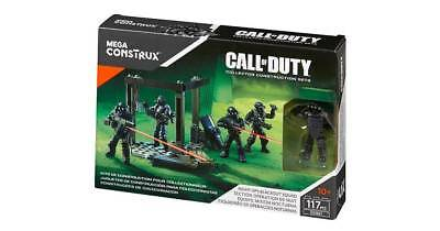 Night Ops Blackout Squad Mega Bloks Call of Duty (CNC67) Mattel