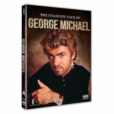 The Changing Face Of George Michael [DVD-R]