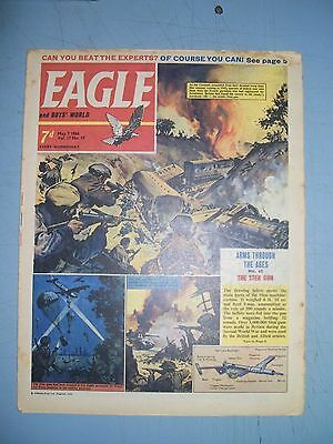 Eagle issue 19 dated May 7 1966