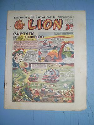 Lion issue 40 dated November 22 1952