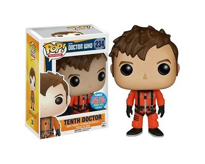 10th Doctor Who Spacesuit POP! Figur 9 cm NYCC Exclusive Funko