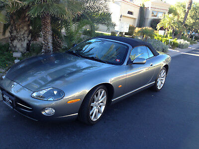 2005 Jaguar XK8  2005 Jaguar XK8 Convertible
