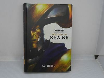 Age of Sigmar Roman - The Curse of Khaine - Englisch, Hardcover - NEU