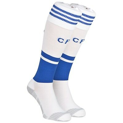 Chelsea Home Official Adidas Mens Football Socks UK Size 8.5 - 10 NEW