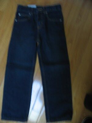 NWTCarter's – Boy's Straight Fit, Adjustable Waist Jeans - Size 6