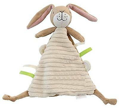 Rainbow Designs Guess How Much I Love You Hare Comfort Blanket Soft Toy BNWT