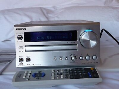 Onkyo CR-725DAB CD Receiver in excellent condition