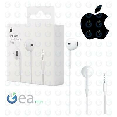 Cuffie EarPods Originali Apple MNHF2ZM/A Auricolari Headphone Plug Per iPhone