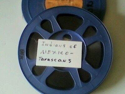 16 mm  reel film in canister