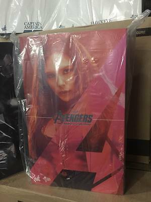 hot toys MMS301 Age of Ultron Scarlet Witch 1/6th scale Collectible Figure