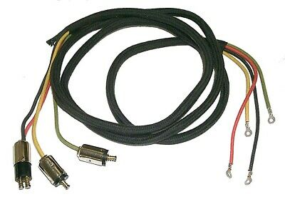 guide willys mb gpw harley davidson 1942 wla army tail light rh picclick com Truck Wiring Harness Ford Wiring Harness Kits
