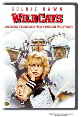 WILDCATS. Goldie Hawn. UK compatible, region free. New  sealed DVD.