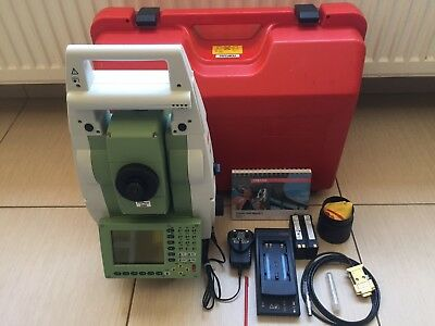 Leica TCRP1203 R300, total st. w. EDM/ATR/PS TCRP 1203 Total Station