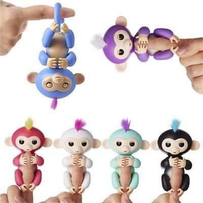 Finger Interactive Baby happy Monkey Finger Toys Pet Toy Xmas Gift Kids NEW