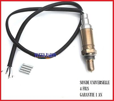 Universal Oxygen Sensor 4 Wires Ford Orion 1.3 1.4 1.6