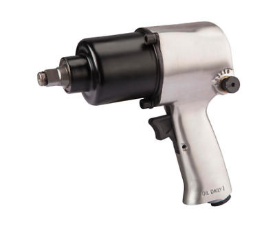 Freeman Pneumatic 1/2 in Square Drive Impact Wrench Air Compressor Bolting Tool