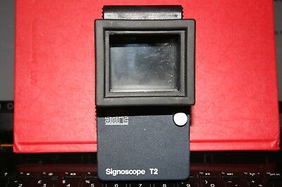 Safe Signscope Watermark Detector
