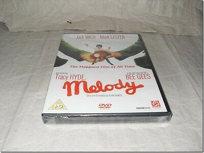 MELODY - JACK WILD BEE GEES dvd UK RELEASE NEW FACTORY SEALED