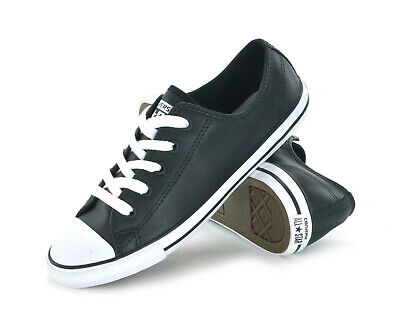 Converse Chucks All Star Dainty Low Ox Shoes Leather 537107c