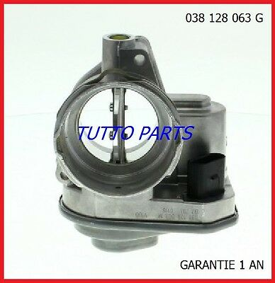 THROTTLE BODY AUDI A3 1.9 TDI 100 cv 105 cv - 2.0 TDi 136 cv 140 cv