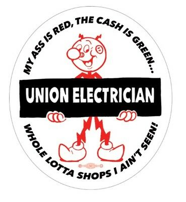 ⚡️Union Electrician⚡️