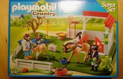 * Playmobil * Country * 6147  * Superset * komplett mit OVP *
