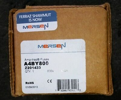 Mersen A4BY800 fuse