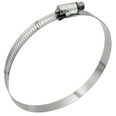 "Burndy 64"" Hose Pipe Clamp 318 Stainless Steel 18"" to 20"" Diameter"