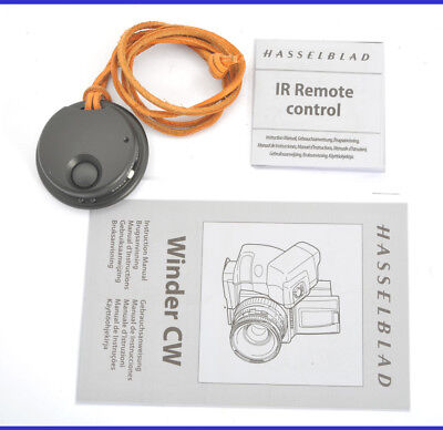 MINT Hasselblad 44113 IR Winder CW Remote control,strap,battery,manual,Warranty