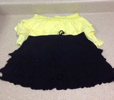 Justice Girl's Size 16 Skorts Bundle - Multi Colors, Preowned - Good Shape!!!