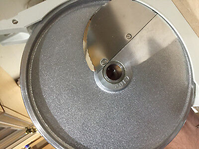 Electrolux Dito 653511 10mm disc curved blade