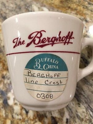 Chicago The Berghoff Restaurant Downtown Chicago Illinois Old Mug
