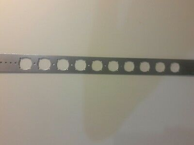 "(50) HoldRite 103-26 Pipe Positioning Alignment Brackets 26""x2"""