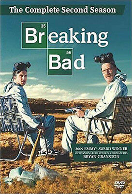 Breaking Bad - The Complete Second Season (Boxset) (Dvd)