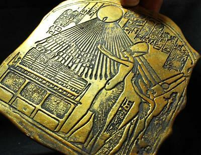 SOUL RESURRECTION Egyptian Death-Resurrection Ritual engraved relief