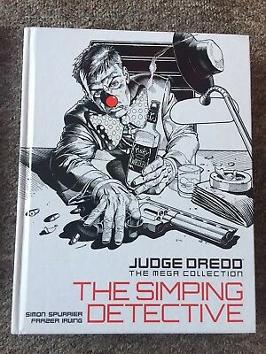 JUDGE DREDD: The Mega Collection: The Simping Detective - Issue 20 (Volume 21)