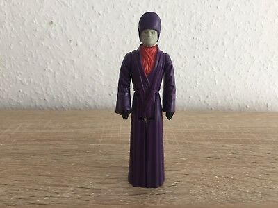 Star Wars Vintage 1984 Imperial Dignitary Power Of The Force Last 17