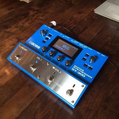 Boss SY-300 Guitar Synthesizer inkl. Netzteil und OVP
