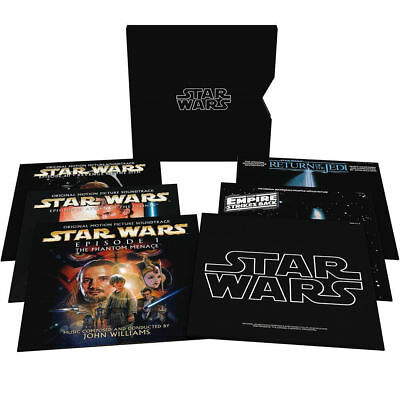 O.S.T. - STAR WARS - The Ultimate Vinyl Collection - (11-LP) Boxset