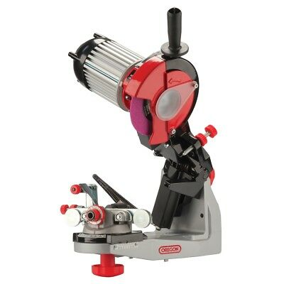 Oregon Pro CHAIN SHARPENING UNIT WITH HYDRAULIC CLAMPING DEVICE CHAIN GRINDER