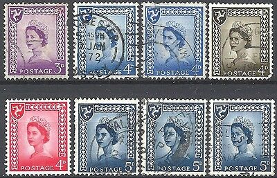 GB Regional Issues - Isle of Man - 3d / 4d / 5d stamps (Lot #308)
