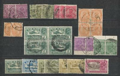 1936+ India,Lot Collection Used Stamps(dupl)